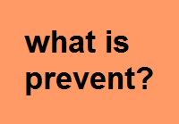 what_is_prevent